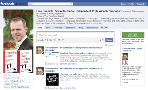 blog notes7 Blog posts in your Facebook page via notes