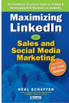maximizing linkedin1 Maximizing LinkedIn for Sales and Social Media Marketing