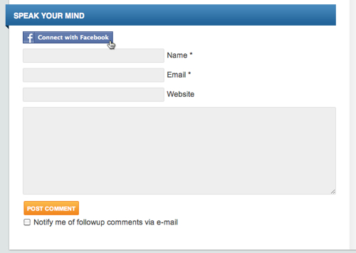 Comments box on blog ErnoHannink.com