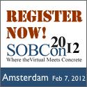 Register for SOBCon Europe