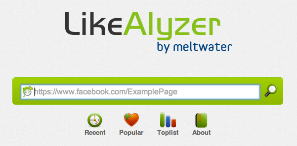 LikeAlyzer - analyze your Facebook page