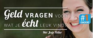 Luister naar het interview met Josje Feller #1CoachBiz podcast