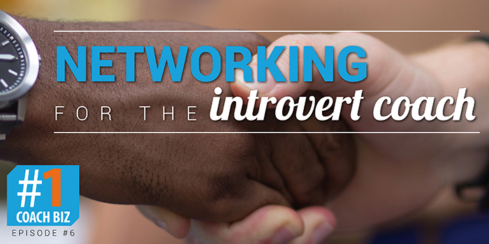 Networking introvert coach