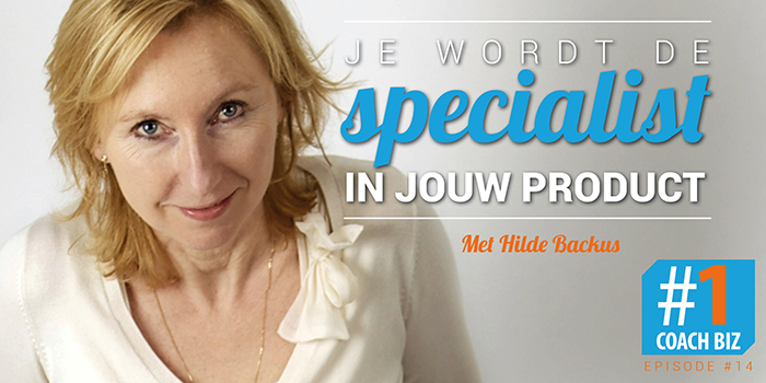 specialist in jouw product wandelcoach Hilde Backus