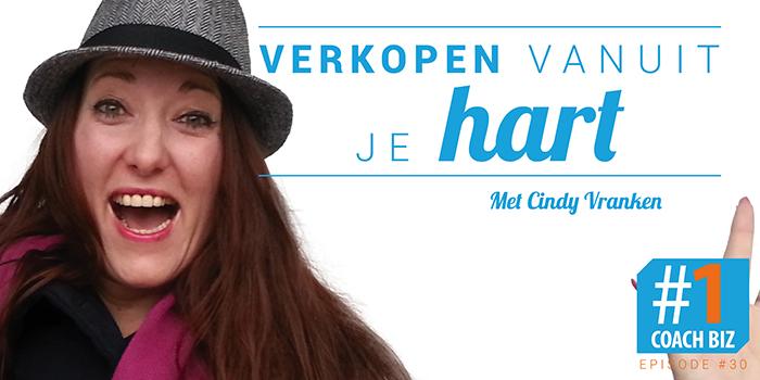 verkopen hart Cindy Vranken megacindy