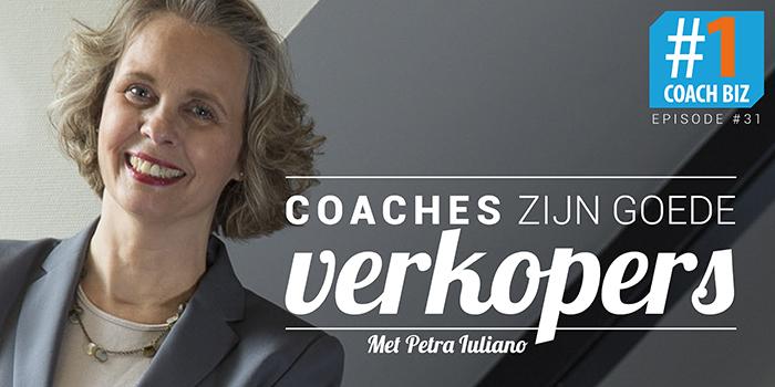 verkopen coach Petra Iulano