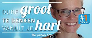 Listen to Durf groots te denken vanuit je hart #1CoachBiz podcast