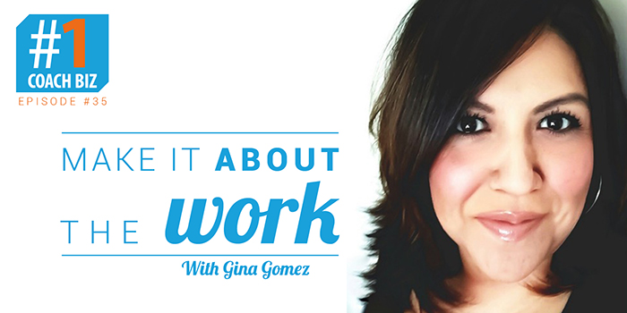 the work Gina Gomez