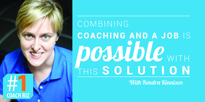 job and coaching - Kendra Kinnison